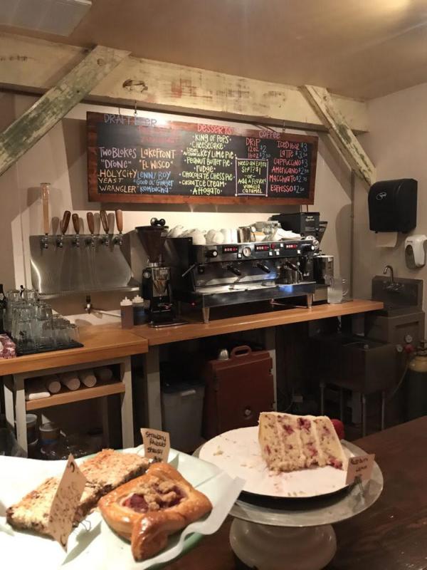 EVO Bakery Coffee Center