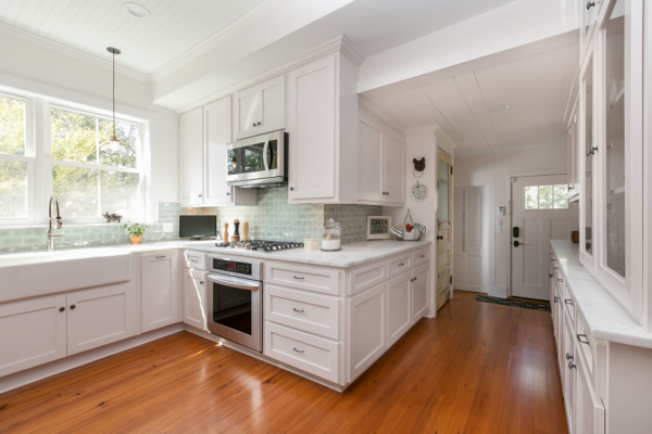 Kitchen addition in Summerville