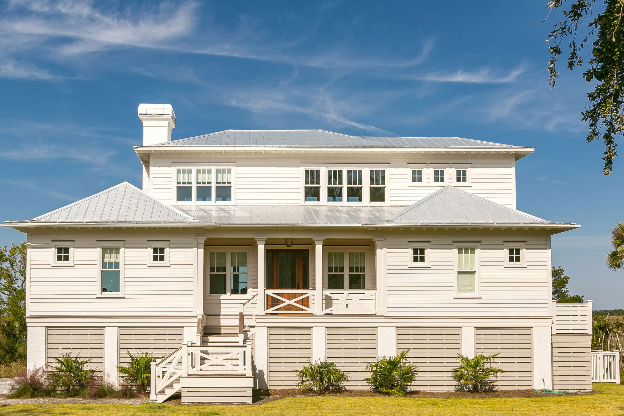 Large Feature Image of Sullivan's Island Marsh home