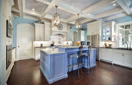 Kitchen renovation in Charleston for aging in place